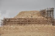 Under renovation Step Pyramid