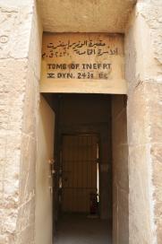 Inefrt Tomb