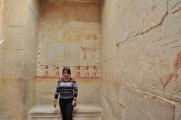 Inside Inefrt Tomb