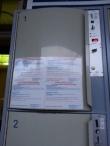 Auromatic Lockers in Bratislava Hlavna Stanica Station