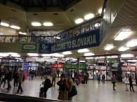 Bratislava Hlavna Stanica Station