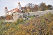 BRATISLAVA CASTLE-SLOVAKIA
