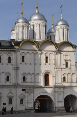 Cathedral of Twelve Apostles and the Patriarch's Palace