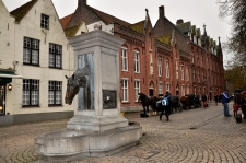 near Beguinage