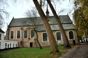 Chapel in Beguinage Bruges