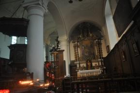 Chapel in Beguinage Bruges