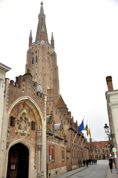 Church of our Lady of Bruge