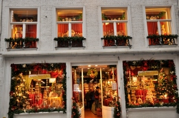 shopping in Bruge