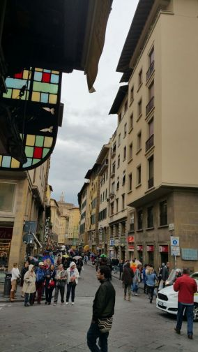streets in Florence