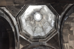 Domed ceiling of the Kecharis