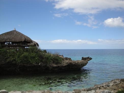 Rock Formations at Mangodlong Beach Resort