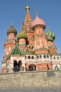 SAINT BASIL'S CATHEDRAL-MOSCOW