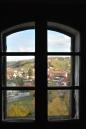 View of Bran Town