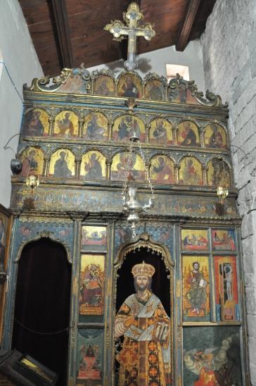 Inside St. Luke's