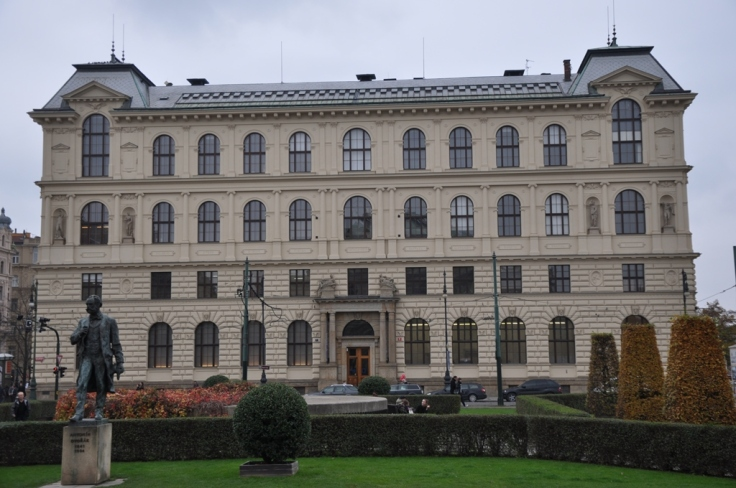 Academy of Arts Prague