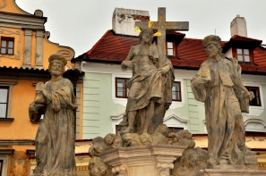 Statuary of Christ the Saviour with St. Cosmas and St. Damian-the fifteenth