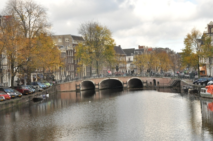 Keizersgracht Canal view