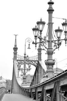 Parisian Lamp post