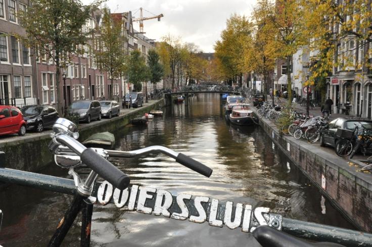 Looierssluis Bridge- Prinsengracht