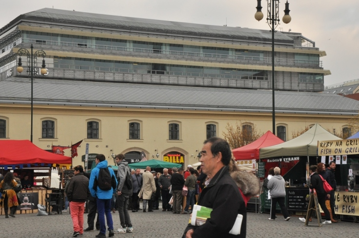 Prague Market & Food Stalls3