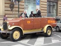 Prague Vintage Cars
