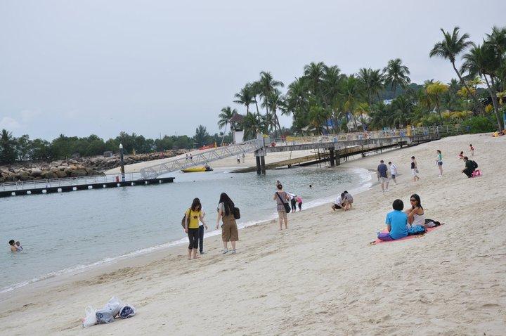 Siloso beach 2