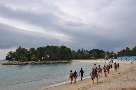 Siloso Beach1