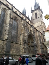 Church of Our Lady Infront of Tyn