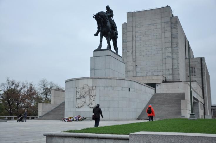 zizkov monument