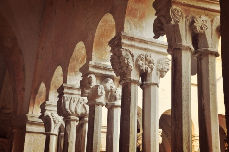 cloisters columns