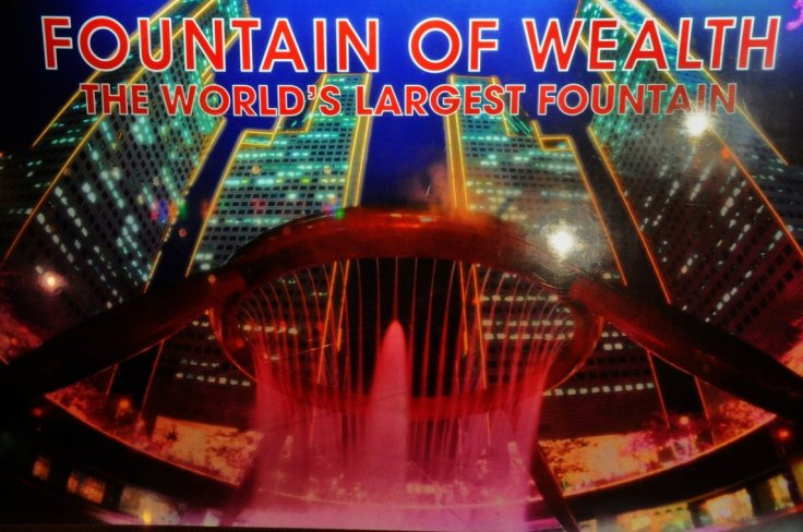 Fountain of Weath
