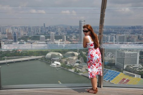 Marina Bay Sands Hotel SG