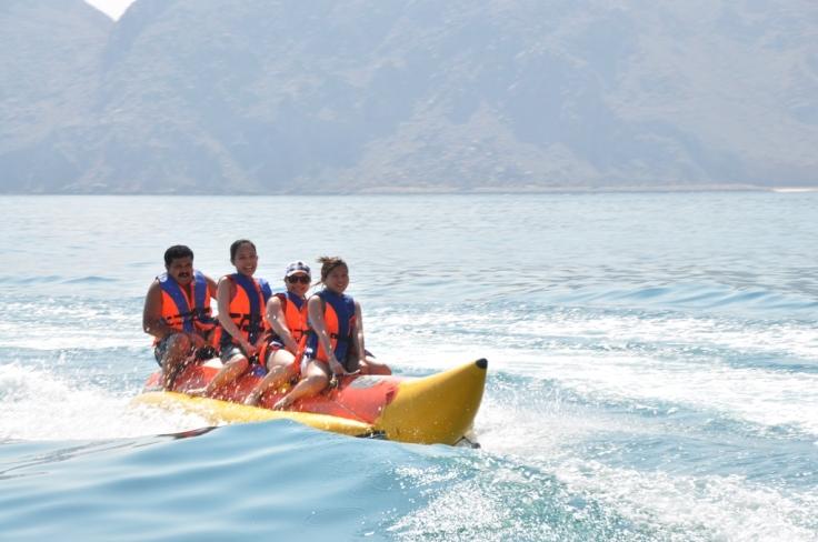 Banana Boat Ride1