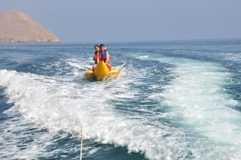 Banana Boat Ride3