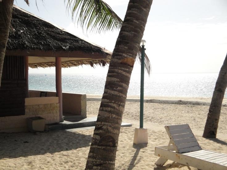 beach bungalow Bantayan Island
