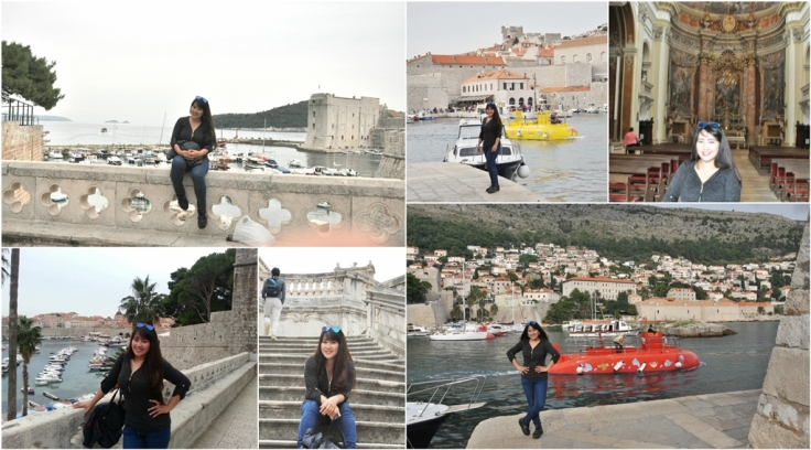 collage dubrovnik