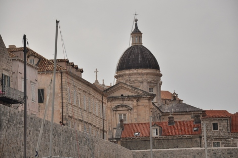 Dubrovnik Cathedral View