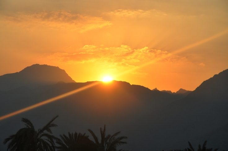 Oman Sunset1