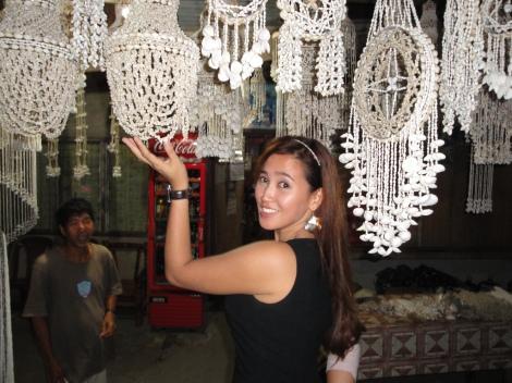 souvenirs sea shells