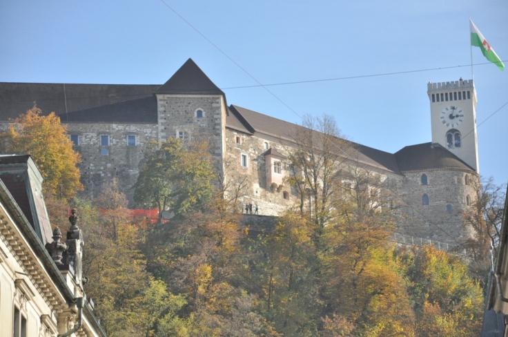 Ljubljana Castle (1)