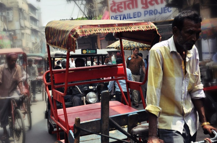 Manual Rickshaw