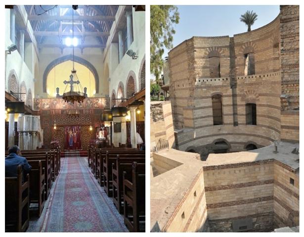 Abu Serga & babylon Fortress