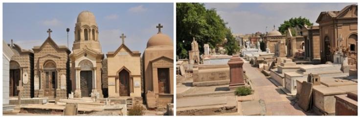 coptic cemetery