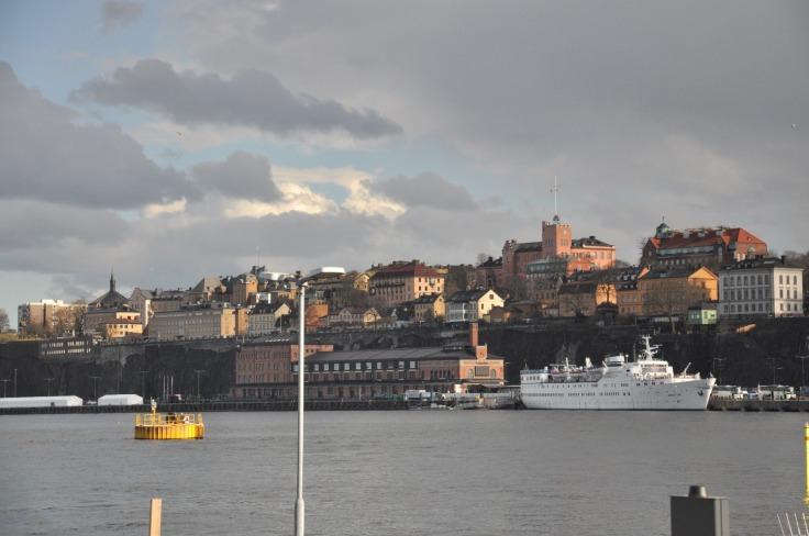 Bay of Stockholm