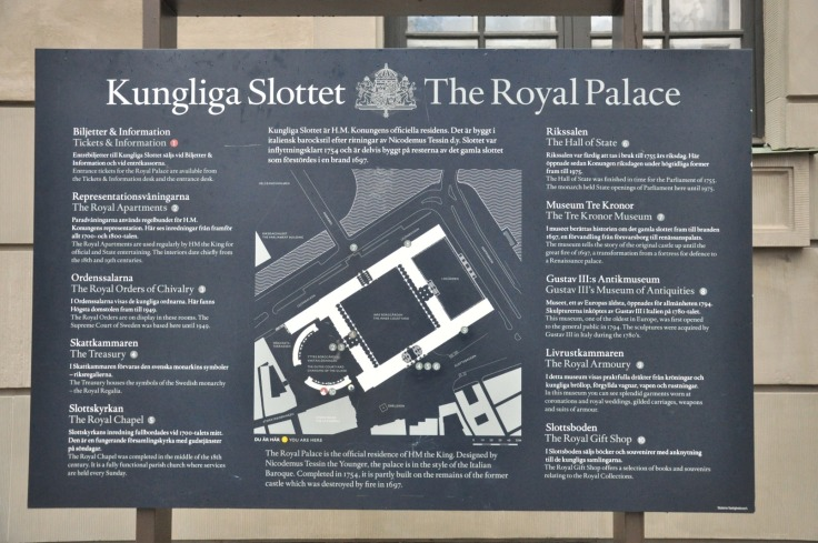 Royal Palace Map